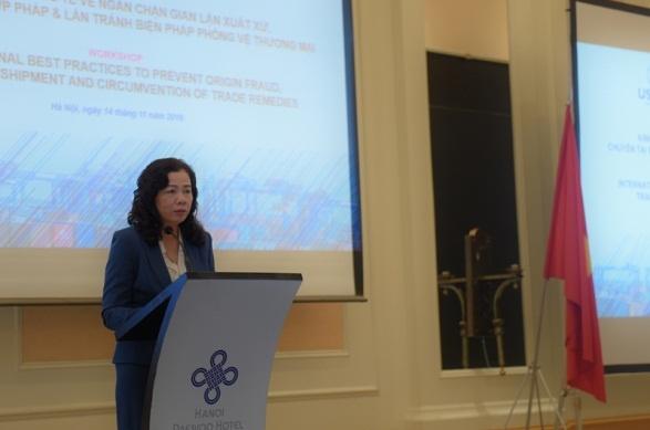 USAID hỗ trợ Việt Nam phòng chống chuyển tải bất hợp pháp hàng hóa