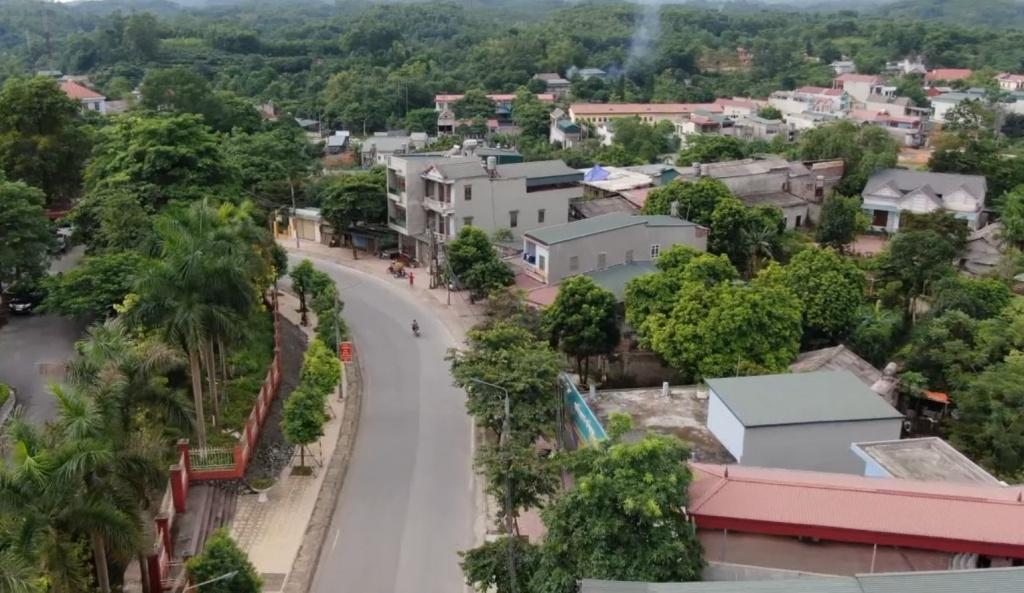 Thanh Ba (Phú Thọ): Tập trung đầu tư phát triển cơ sở hạ tầng xây dựng Nông thôn mới