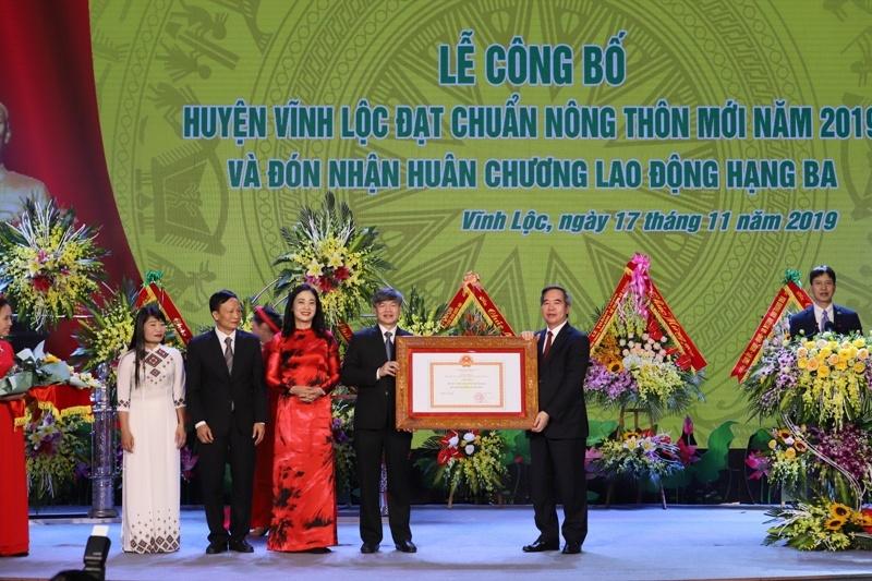 """Vĩnh Lộc (Thanh Hóa): Vùng đất """"Tây đô"""" đón nhận nông thôn mới"""