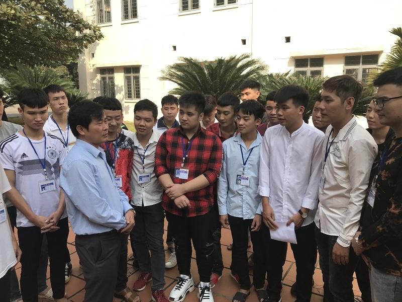 Trường Cao đẳng nghề LILAMA - 1: Đào tạo nghề theo công nghệ Đức