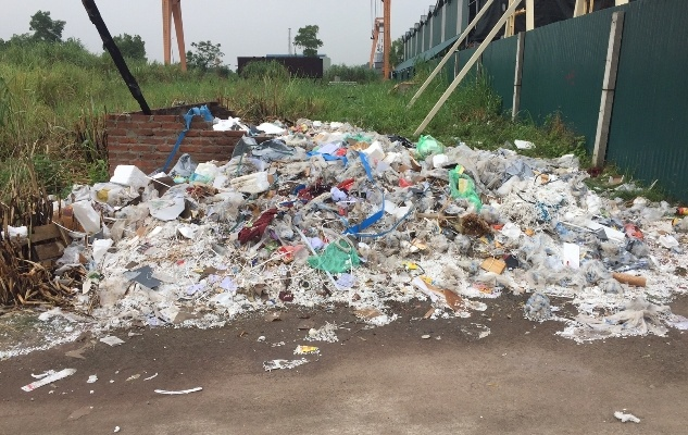 Vĩnh Yên (Vĩnh Phúc): Chung tay hạn chế rác thải nhựa