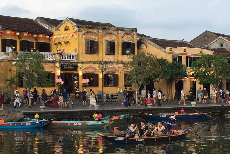 Quảng Nam: Thử nghiệm vé tham quan khu phố cổ Hội An bằng số hóa