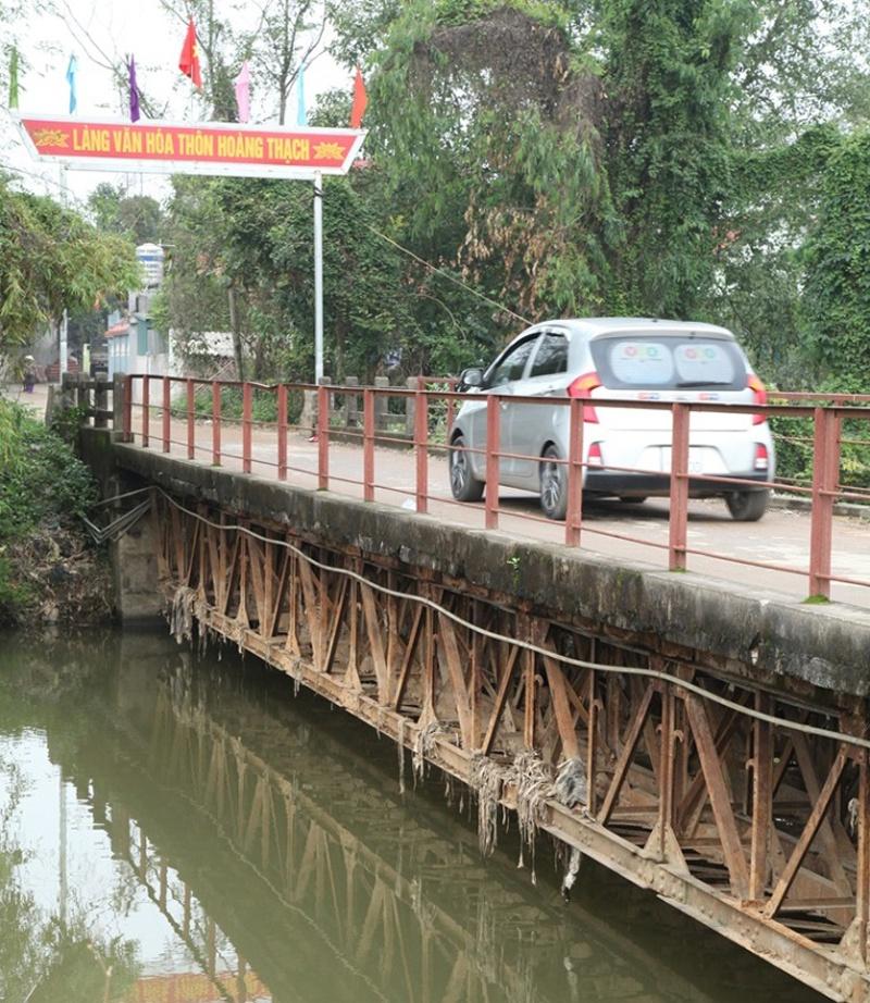 Vĩnh Phúc: Đầu tư gần 190 tỷ đồng cải tạo, sửa chữa và xây dựng mới 34 cầu qua kênh trên địa bàn tỉnh