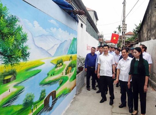 Vĩnh Phúc: Huy động hơn 12.800 tỷ đồng xây dựng nông thôn mới