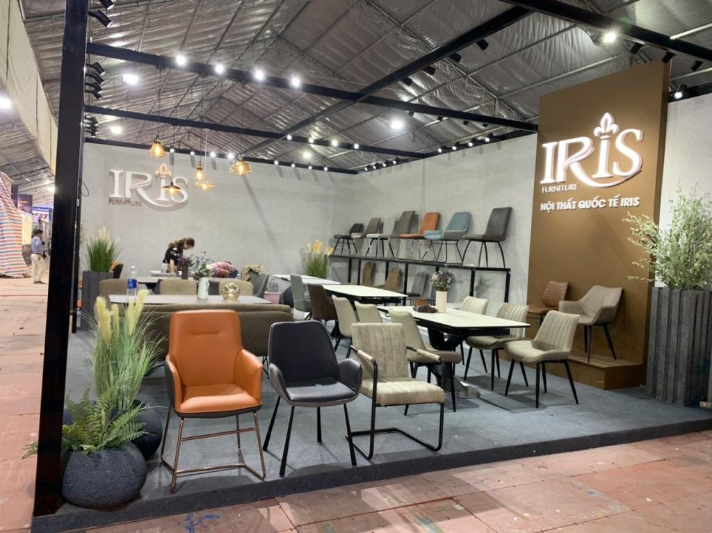 Nội thất IRIS tham gia Triển lãm quốc tế Vietbuild Hà Nội 2019 lần 3