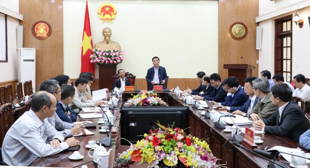 Kết thúc thanh tra quản lý đất đai, khai thác tài nguyên khoáng sản ở Thái Nguyên