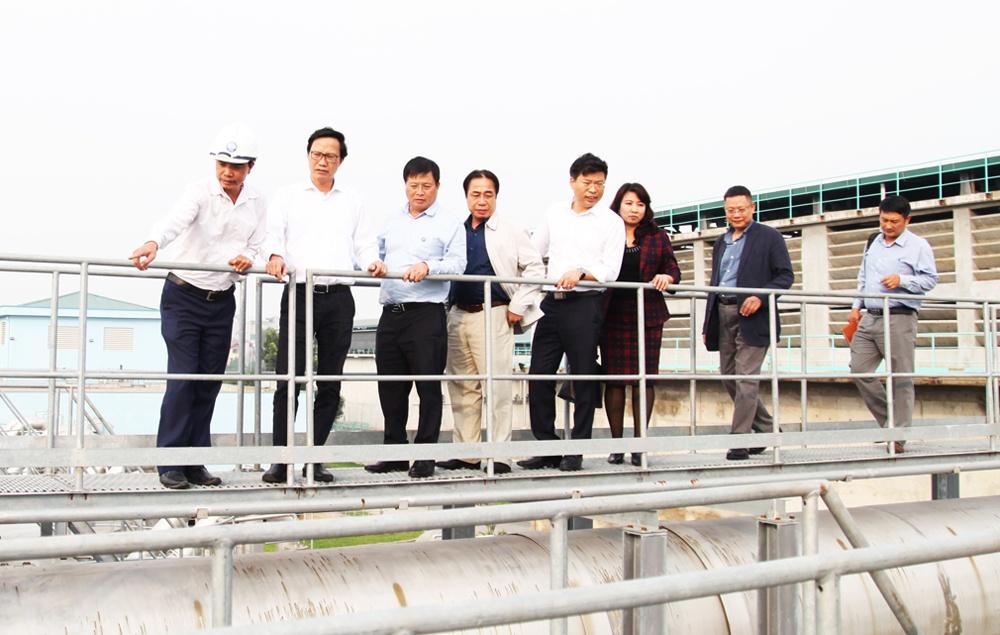 Lại bàn về giá nước sạch Hà Nội