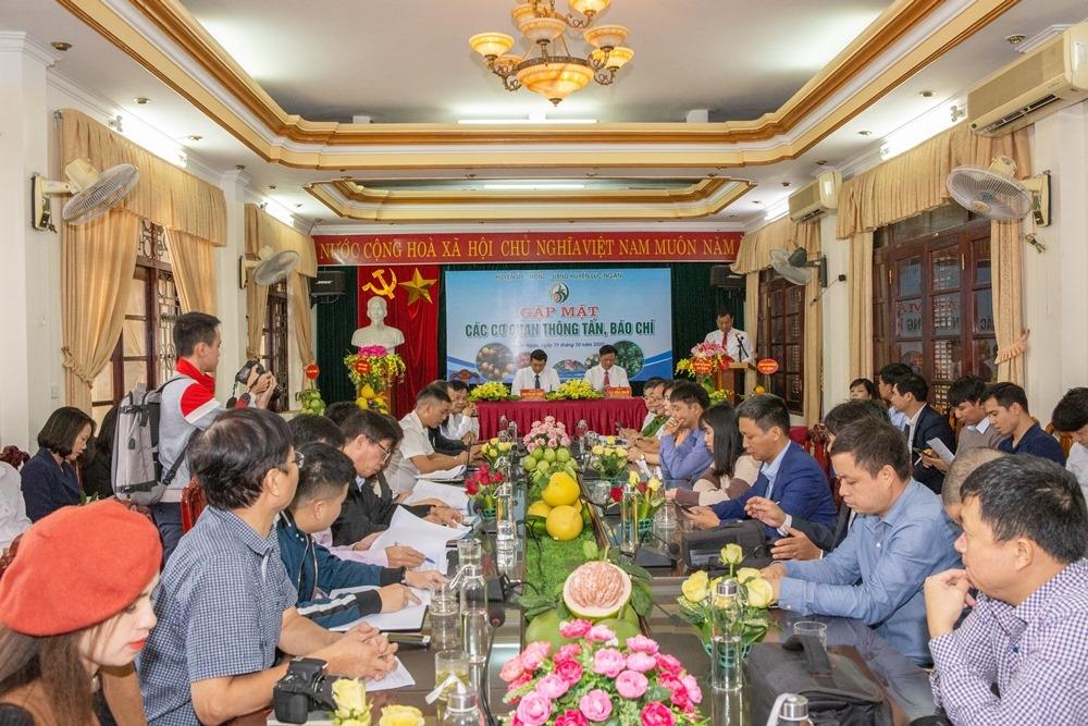 Bắc Giang: Nhiều điểm mới hấp dẫn tại Hội chợ cam, bưởi và các sản phẩm đặc trưng huyện Lục Ngạn năm 2020