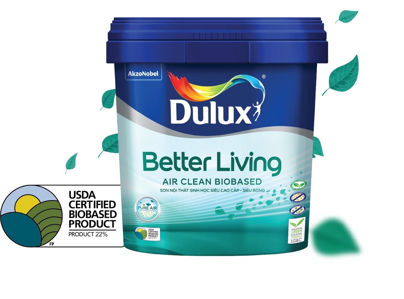 Dulux ra mắt giải pháp sơn với tính năng thanh lọc không khí trong nhà lần đầu tiên tại Việt Nam