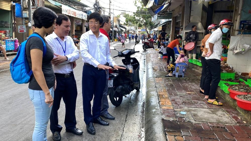 Thành phố Vũng Tàu tiếp tục xử lý vi phạm trật tự đô thị