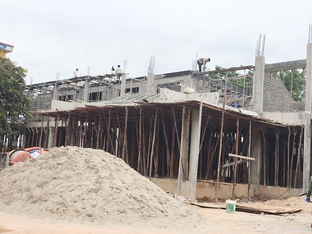 Yên Thế (Bắc Giang): Doanh nghiệp có đang coi thường an toàn trong xây dựng?
