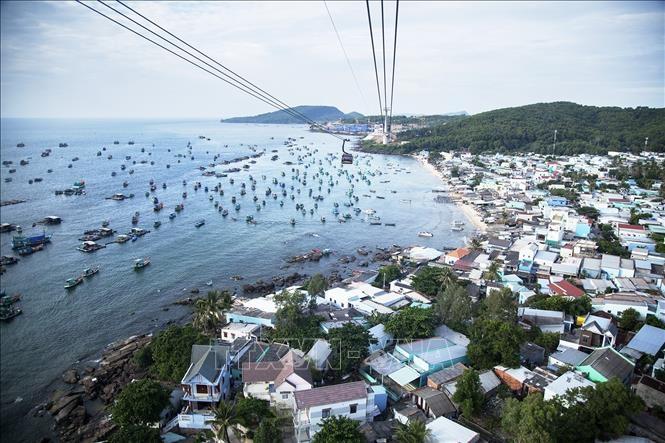 Phát triển Phú Quốc trở thành thành phố du lịch biển - đảo