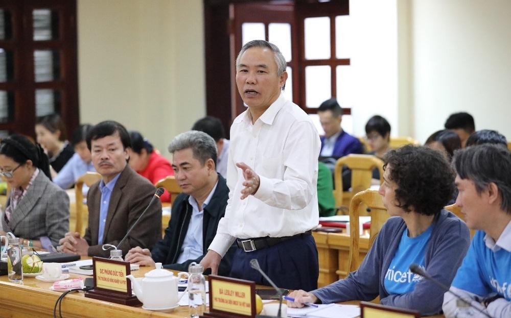 Bộ Nông nghiệp và Phát triển Nông thôn hỗ trợ Hà Tĩnh khôi phục sản xuất, tái thiết sau lũ