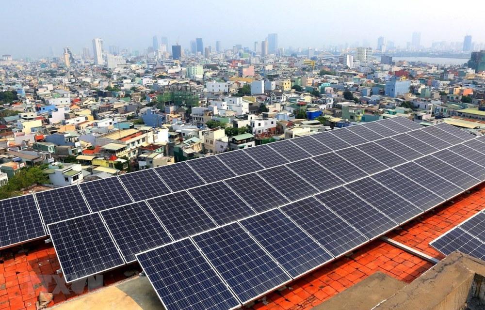Đất kinh doanh điện mặt trời phải chuyển mục đích sử dụng?
