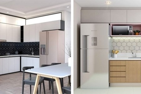 Những thiết kế nội thất giúp bạn tiết kiệm thời gian dọn dẹp