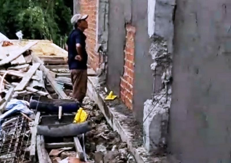 Ninh Thuận: Cần xử nghiêm việc đe dọa và đập nhà hàng xóm