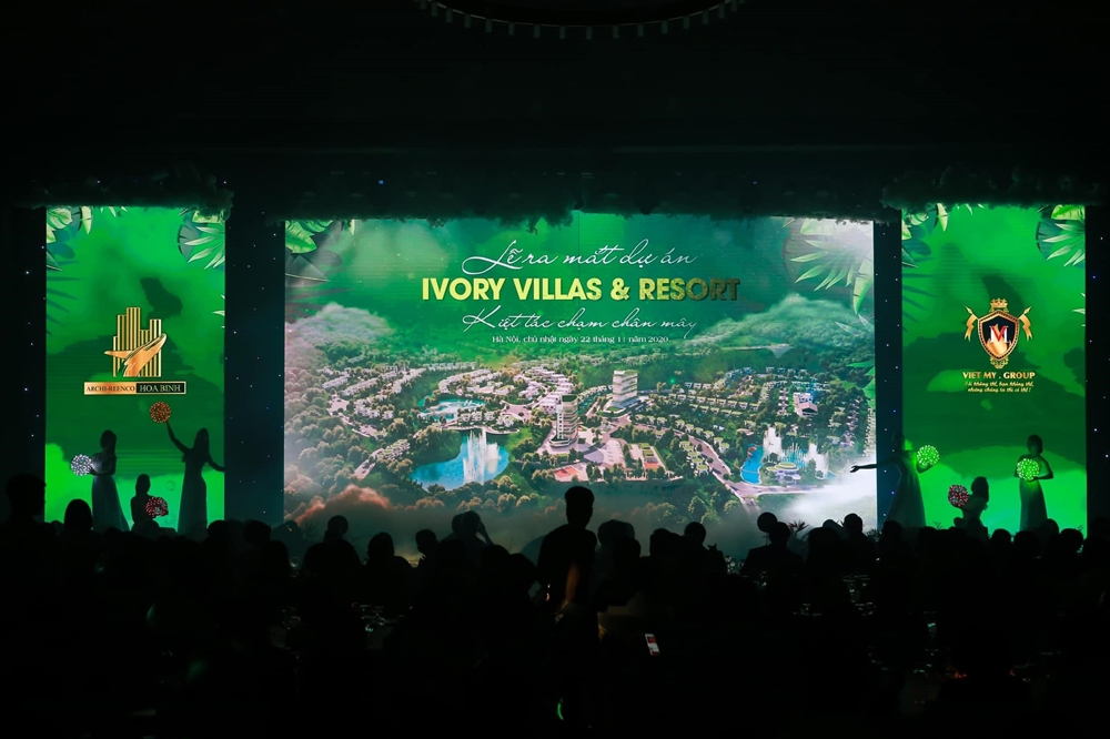 ra mat kiet tac cham chan may ivory villas resort