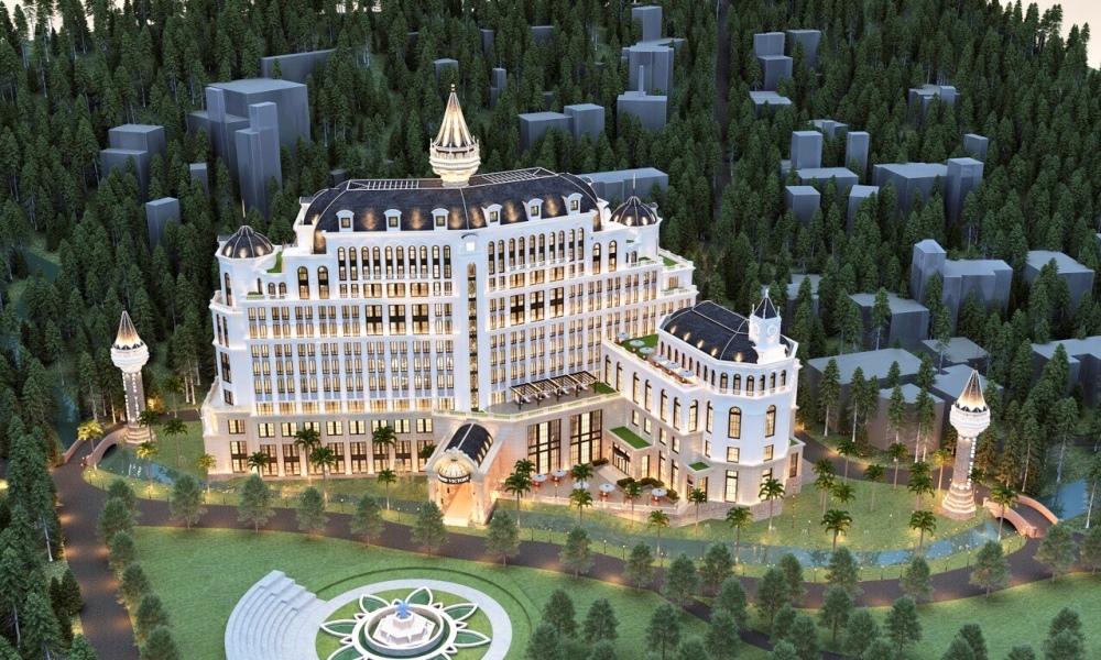Vĩnh Phúc: Chú trọng đầu tư khách sạn 5 sao đẳng cấp phù hợp với phát triển khu du lịch Tam Đảo