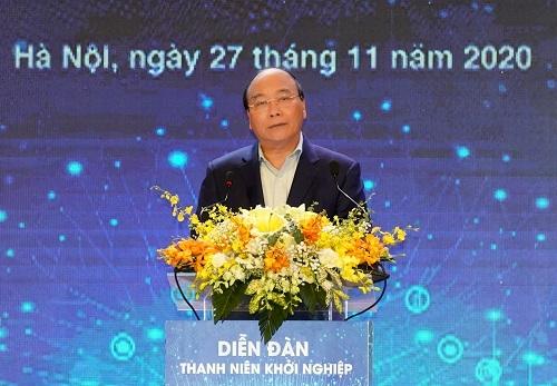 chinh phu se tao moi truong khoi nghiep doi moi sang tao thuan loi nhat