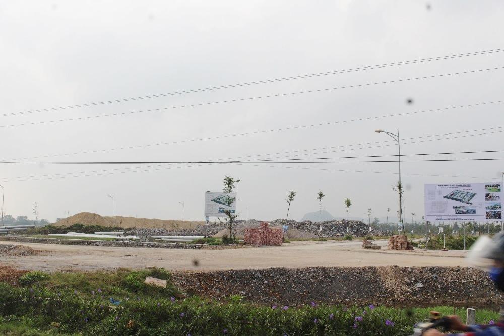 """Thanh Hóa: """"Tuýt còi"""" dự án khu dân cư chưa xong hạ tầng, còn nợ đọng tiền sử dụng đất đã rao bán"""