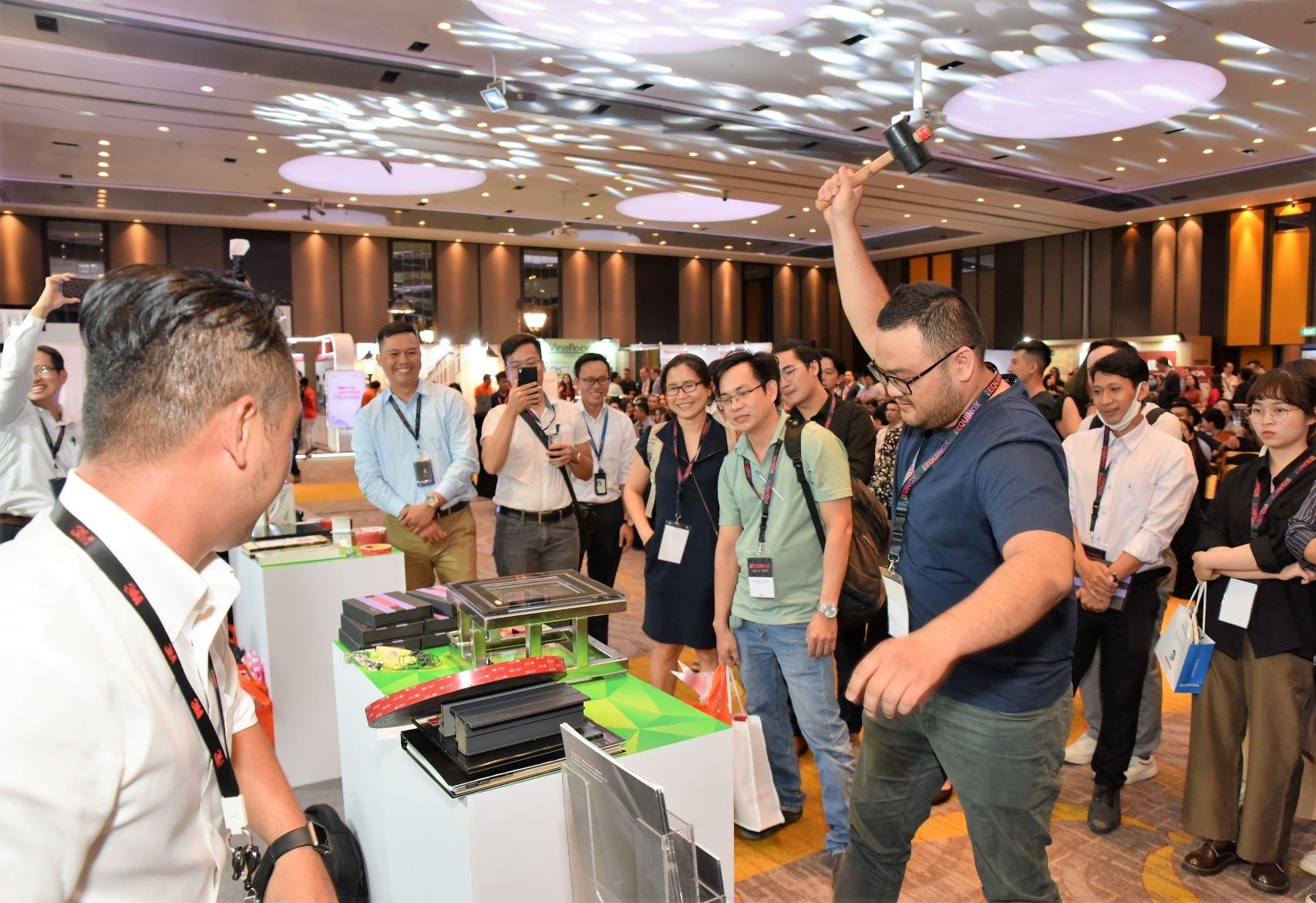30 gian hàng tham gia sự kiện BCI Equinox 2020