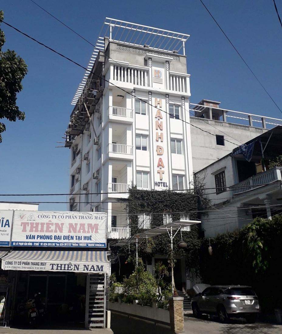 Thừa Thiên – Huế: Kiểm điểm trách nhiệm cán bộ để khách sạn xây thêm 2 tầng không phép