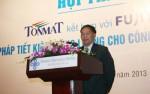 Tiết kiệm năng lượng công trình với sản phẩm Tonmat