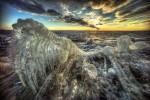 Những hình ảnh đóng băng ấn tượng vào mùa thu