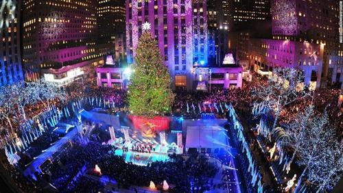 15 địa điểm đón Giáng sinh tuyệt nhất thế giới - Ảnh 1