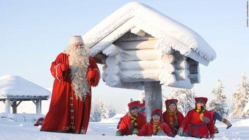 15 địa điểm đón Giáng sinh tuyệt nhất thế giới - Ảnh 4