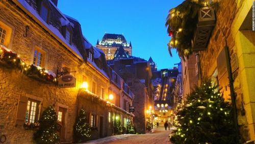 15 địa điểm đón Giáng sinh tuyệt nhất thế giới - Ảnh 7