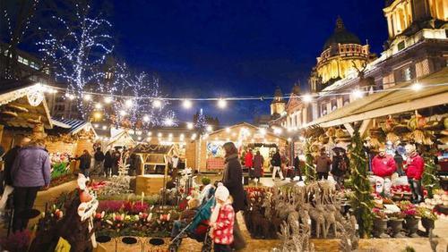 15 địa điểm đón Giáng sinh tuyệt nhất thế giới - Ảnh 9