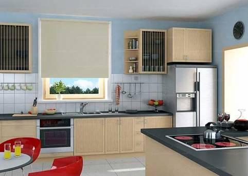 Cách bố trí hợp phong thủy cho bếp và chậu rửa - Ảnh 1