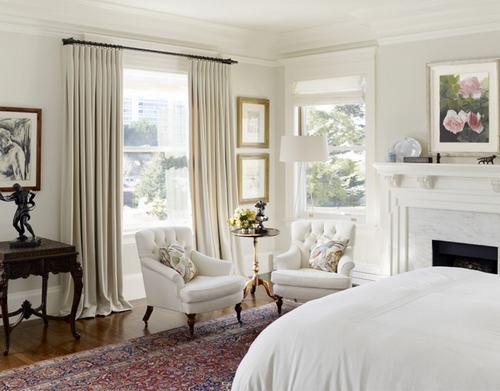 103226baoxaydung image001 Cùng nhìn qua những mẫu ghế trắng trang nhã cho phòng ngủ