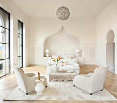 103226baoxaydung image005 Cùng nhìn qua những mẫu ghế trắng trang nhã cho phòng ngủ