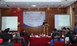 Đẩy nhanh tiến độ Dự án Quản lý nguồn nước và ngập lụt tỉnh Vĩnh Phúc
