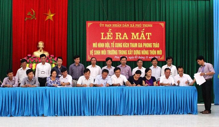 Xã Minh Quang cơ bản hoàn thành các tiêu chí xây dựng nông thôn mới