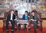 Vĩnh Phúc yêu cầu nhà thầu đẩy nhanh tiến độ Dự án Đường trục trung tâm khu đô thị mới Mê Linh