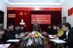 Vĩnh Phúc triển khai thực hiện Quy chế phối hợp trong công tác nội chính và phòng, chống tham nhũng