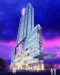 5.300 tỷ xây tòa tháp 4 mặt tiền ở trung tâm Sài Gòn