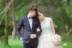 Tay vợt Nguyễn Tiến Minh khoe ảnh cưới đẹp lung linh