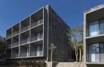 Khách sạn bằng đá lạ mắt ở Mexico