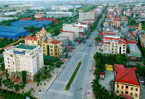 Chuyển quyền sử dụng đất Dự án khu nhà ở tại thị xã Từ Sơn, tỉnh ...
