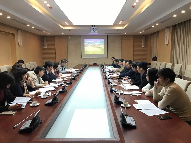 Bộ Xây dựng làm việc với tỉnh Lào Cai về điều chỉnh địa giới hành chính huyện Sapa