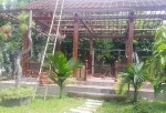 Tháo dỡ công trình xây trái phép của nguyên Phó ban Tổ chức Tỉnh