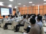 Tập huấn kỹ thuật an toàn hoá chất cho các doanh nghiệp tấm lợp