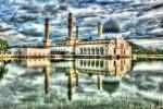 9 nhà thờ Hồi giáo Malaysia đẹp tựa xứ sở 'nghìn lẻ một đêm'