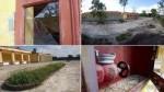 Ninh Bình: Giật mình chợ ở Ninh Bình, ki-ốt bỏ hoang cho trâu bò phóng uế