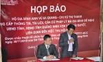 Quảng Ninh: Một công dân TP Hạ Long đã tổ chức họp báo