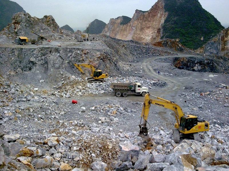Góp ý dự án đầu tư xây dựng nhà máy sản xuất vôi công nghiệp tại tỉnh Yên Bái